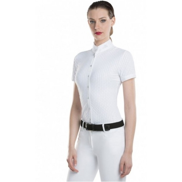 lawrie ladies polo shirt equiline